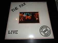"""""""The Fax Live"""" Bootleg Authorized dei The Fax -Genere Rock Electric Blues"""