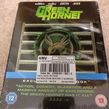 The Green Hornet blu ray steelbook HMV