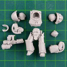 Space Marines Tartaros Terminator Flamethrower D Forge World 40K Bitz 6503
