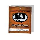 Guitar Strings Acoustic Phosphor Bronze SIT Medium Set P-1356  for sale