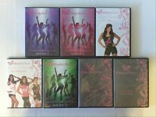 Lot 7 Flirty Girl Fitness (DVD) Ultimate Booty Beat 2 3 16 Fit Collection SEALED