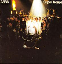 ABBA Super Trouper 2 Extra Tracks Remastered CD NEW