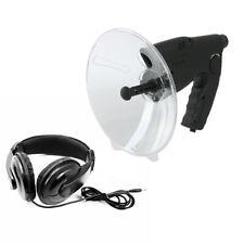 8X Vogelbeobachtung Meter Richtmikrofon Aufnahme Geräuschverstärker Abhörgerät