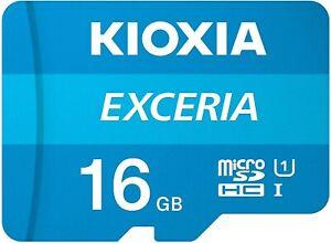 16GB Micro SD Card SDHC Memory TF for Mobile Tablet Camera Dash cam Sat Nav CCTV