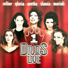 Divas CD VH1 Divas Live - Europe (EX/EX)