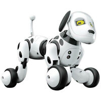 RC Smart Dog Sing Dance Walk Remote Control Robot Dog Electronic Pet Toy for Kid