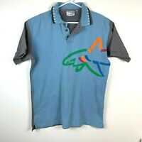 Vintage Greg Norman Collection by Reebok Golf Polo Shirt Size Men's Large