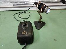 American Optical Scientific Instruments Division Transformer Model 395 Light
