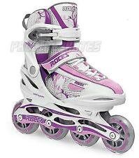 Rollers et patins roses Roces