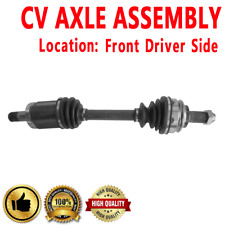 1x Front Driver Side CV Axle Shaft For BMW X5 2000 2001 2002 2003 2004 2005 2006