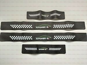 für MG 6 MG X Power Zubehör Teile Beschützer Auto Einstiegsleisten Schutzleisten