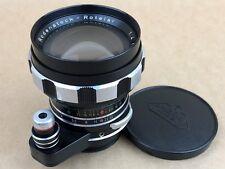 Rodenstock 135mm f/4 Rotelar Exakta Mount made in Germany Lens - RARE