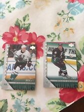 2005-06 Corey Perry & Ryan Getzlaf UD Young Guns rookie card lot: Stars & Ducks: