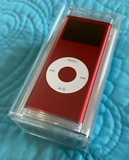 Apple iPod nano 2nd Generation Product Red (4 GB) Factory Sealed. BRAND NEW!!