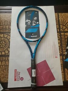 Brand new Babolat Pure Drive 2021 (4 1/4) un-Strung come  with original Cover.