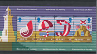 JERSEY MNH UMM STAMP SHEET 1975 SG MS128 JERSEY TOURISM