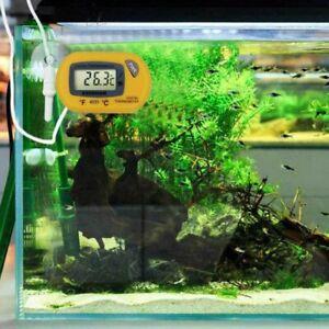 ST-3 Digital Thermometer Aquarium Fish Tank Swimming Pool Bath Temperature Meter