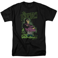 The Phantom Jungle Protector Licensed Adult T-Shirt