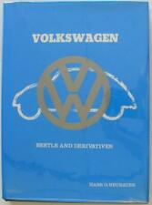 Volkswagen Beetle And Derivatives Hans O Neubauer ISBN 0901564419 Car Book