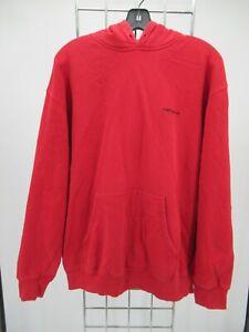 K0071 VTG Men's Carhartt Pullover Cotton Hoodie Size XL