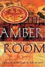 The Amber Room: The Fate of the World's Greatest Lost Treasure-ExLibrary