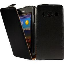 Markenlose Schutzhüllen aus Leder für Huawei