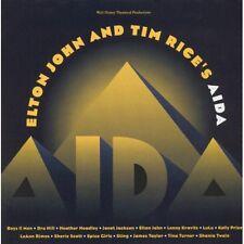 Elton John And Tim Rice's Aida CD Album Soundtrack Sting LeAnn Rimes Boyz II Men