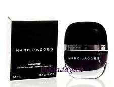 Marc Jacobs Nail Lacquer Polish Enamored Hi Shine SECRET LOVE Purple Eggplant