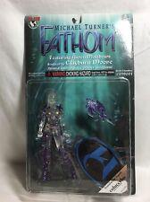 Fathom Michael Turner 1999 Aspen Matthews Translucent Action Figure Coluccybo Ex