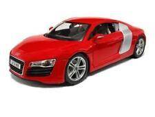1/18 Maisto Audi R8 Red Diecast Model Car Red 36143
