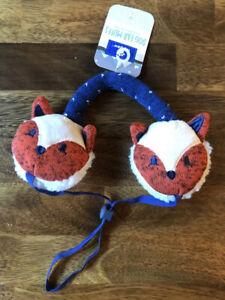 Fox Ear Muffs