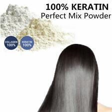 100% Keratin & collagen Silk natural hair Scalp care vitamins treatment