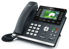 Yealink SIP-T46G SIP HD Voice IP Phone Color LCD 6 Lines with PoE