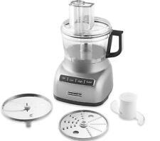 KitchenAid R-KFP0711cu 7 Cup Food Processor R-KFP0711 Beautiful Countour Silver