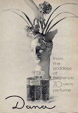 "1965 Dana ""20 Carats"" Perfume PRINT AD"
