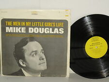MIKE DOUGLAS The Men In My Little Girl's Life LP Stereo 1966 While We're Young