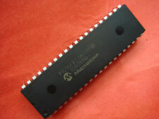 5p X Microchip PIC16F877A 16F877A I/P DIP NEW