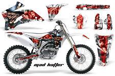 AMR RACING OFF ROAD MOTORCYCLE DECAL GRAPHIC KIT YAMAHA YZ 250/450 F 06-09 MTWSR