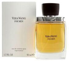 Vera Wang Men 50ml Eau de Toilette Spray for Men - New & Sealed