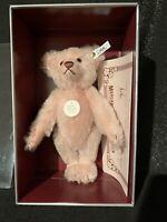 Steiff Teddy Rose Teddybär Bär Bear OVP Limited Edition unbespielt Sammlung