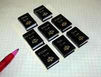 Miniature  Library of BLACK LAW Reference Books: DOLLHOUSE Miniatures 1/12