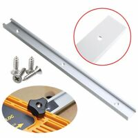 500mm T-track T-slot Miter Track Jig Fixture Slot for Woodworking Routers Table