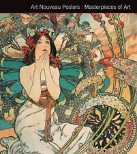 NEW - Art Nouveau Posters. Masterpieces of Art by Robinson, Michael