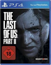 THE LAST OF US 2  Part II - PS4 - NEU / OVP - Sony Playstation 4 - Sealed