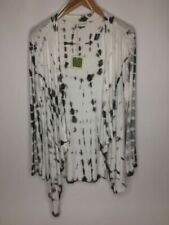 Womens *NWT Lucy & Laurel Knit Open Cardigan Size XL *NWT