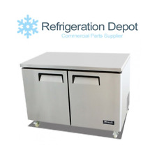 Migali C-U48F-Hc - Under-counter Freezer - Two Door 12 cu/ft