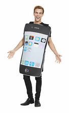 Touch Screen Mobile Phone Fancy Dress Costume Outfit Geek Stag Do Hen Party