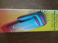 Ionic hair Wand ll Ionizer By Sharper Image Design new