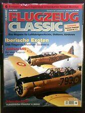 Flugzeug CLASSIC   Juni 2003    in Schutzhülle
