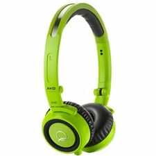 AKG Q460 High Performance On Ear Headphones with Micro (GREEN) for Iphone Ipod